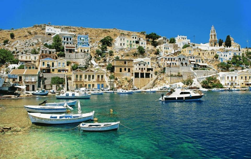 Теперь отдых в Греции станет для белорусов дороже. Фото: beltourism.by