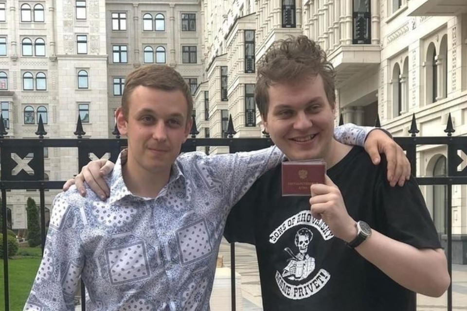 Ранее скандальный блогер Юрий Хованский был помощником депутата Госдумы от ЛДПР. Фото: СОЦСЕТИ
