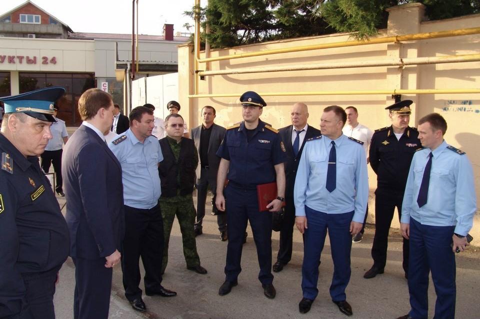 Фото: пресс-службы СУ СК РФ по Краснодарскому краю.