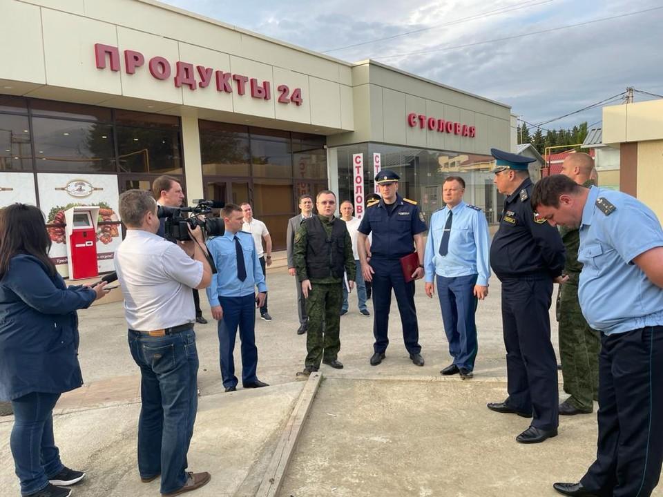 Фото: пресс-службы краевой прокуратуры