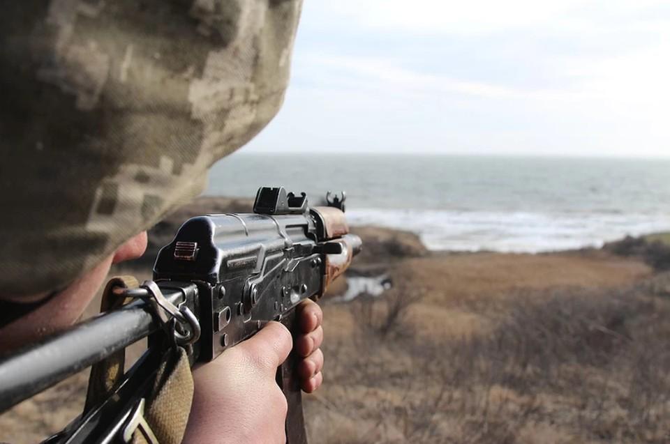 ВСУ привлекают в свои ряды иностранных наемников. Фото: Штаб ООС