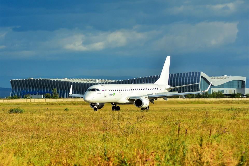 Фото: Международный аэропорт «Симферополь»