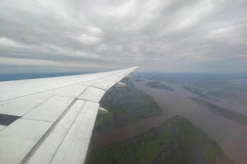Улететь из Хабаровска в Москву и обратно дальневосточники могут за 20400 рублей