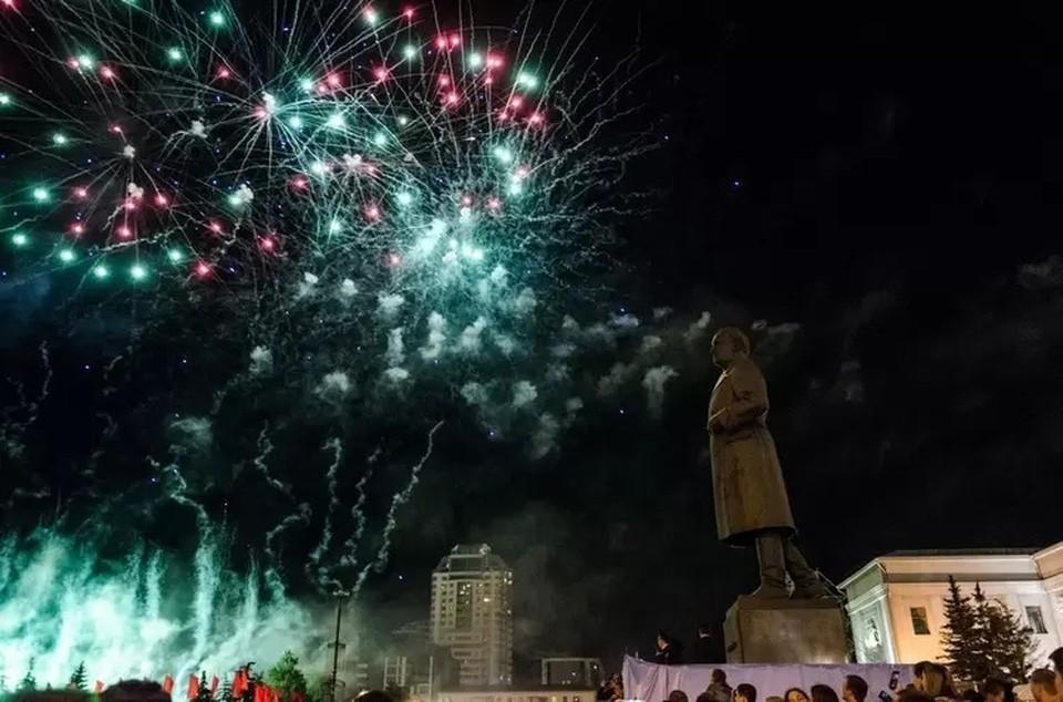 В День России на площади Куйбышева прогремит праздничный салют