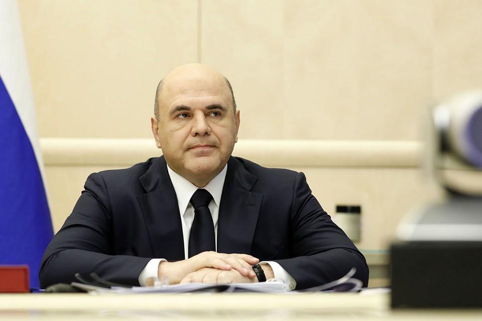Премьер объявил о восстановлении деловой активности в стране. Фото: Дмитрий Астахов/POOL/ТАСС