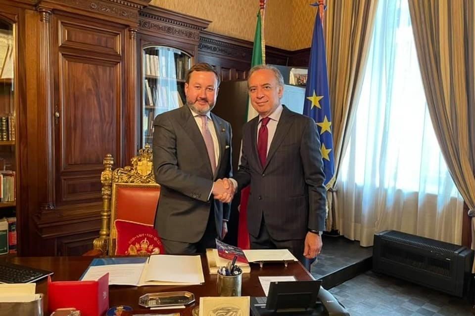 Фото: Посольство Италии в Москве