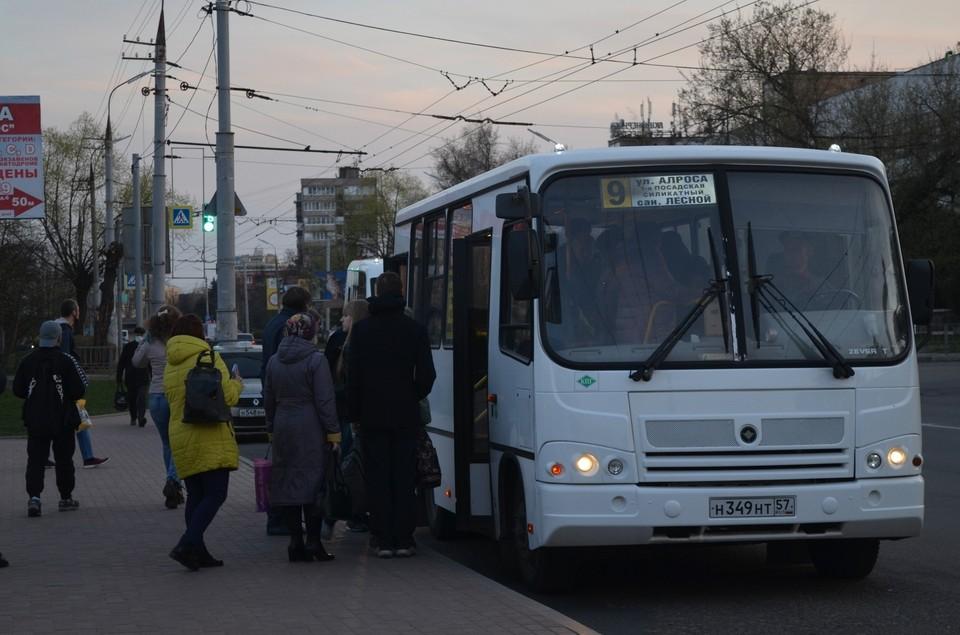 Схема движения некоторых автобусов изменится