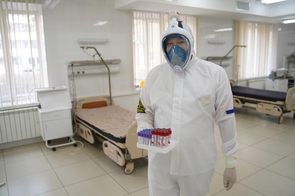 В Ростовской области коронавирусом заразились еще 156 человек
