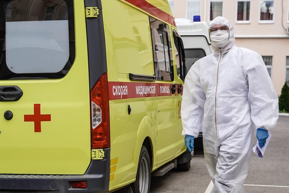 В Самарской области за сутки нашли порядка 60-ти заразившихся