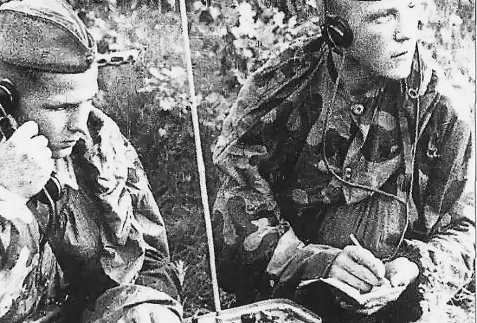 Работа радистов в тылу врага всегда была особо ответственной и опасной.