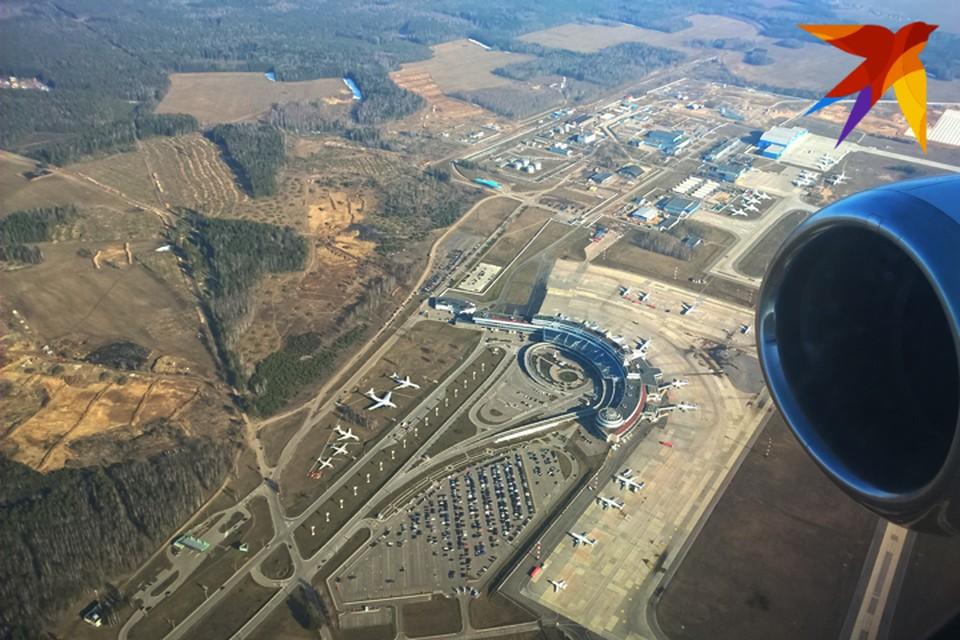 Ryanair ожидает от Минска гарантий безопасности перелетов над Беларусью.