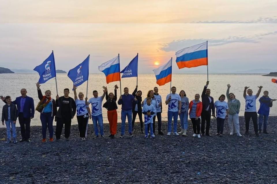 Фото: Отдел агитационно-пропагандистской работы Приморского регионального отделения партии «Единая Россия».