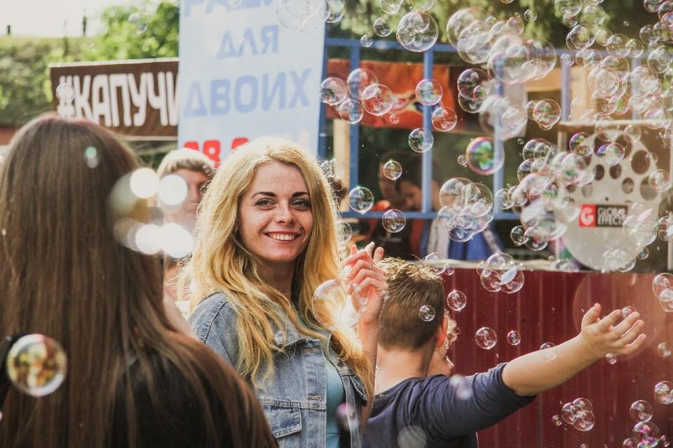 Фестиваль «Мыльное нашествие» пройдет в Смоленске. Фото: vk.com/nachectviesmolensk.