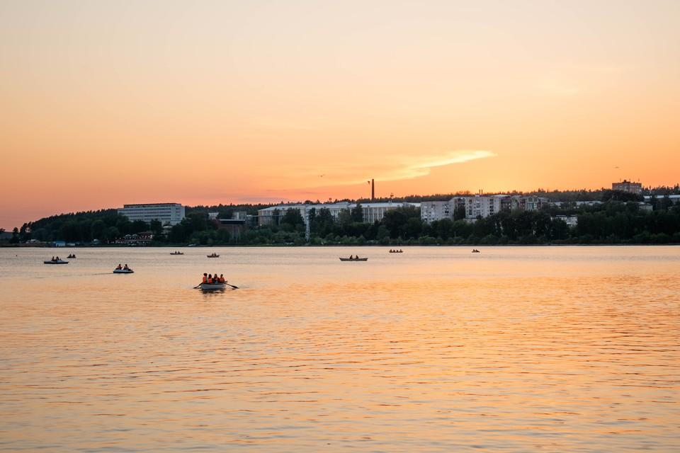 В Ижевске начала работу лодочная станция Фото: Анастасия Михайлова