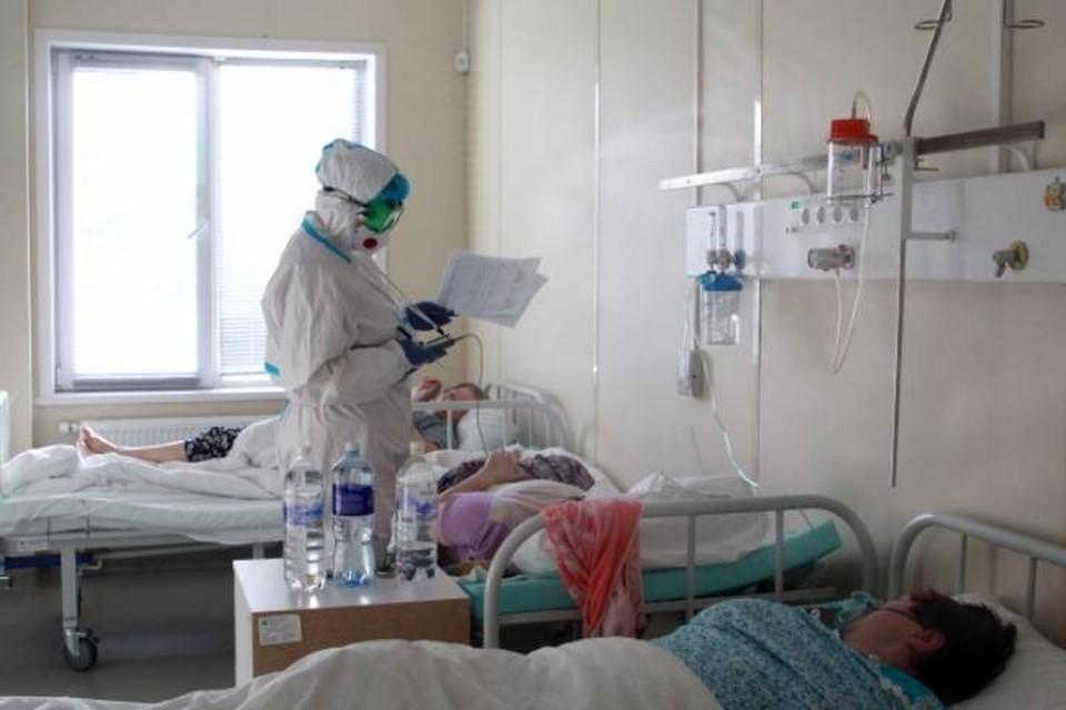 Вторые сутки подряд в Кировской области коронавирусом заразились свыше 100 человек