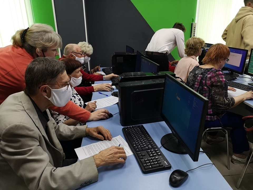 «Ростелеком» поддержал тульский чемпионат по компьютерной грамотности среди пенсионеров