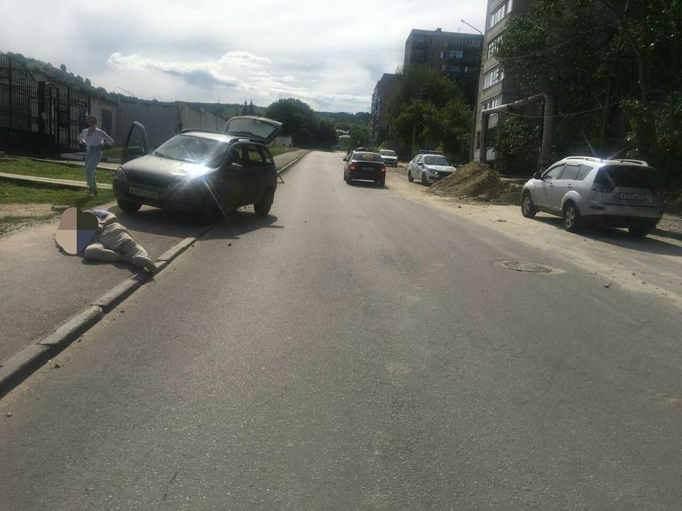 ДТП в Ленинском районе Саратова