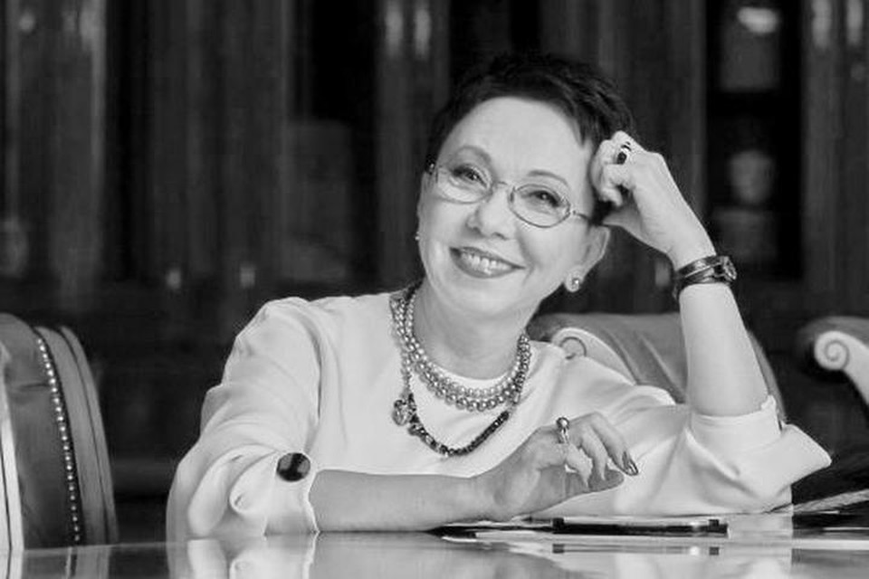 Скончалась Лариса Шойгу: в Республике Тыва объявлен траур. Фото: официальный сайт правительства Тывы