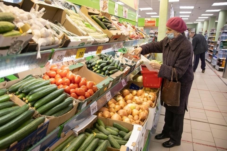 Некоторые овощи в Крыму за последние полгода сильно выросли в цене.