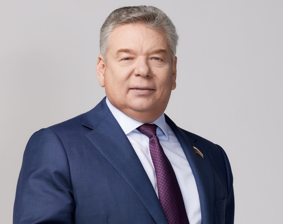 Секретарь Тульского регионального отделения партии «Единая Россия», председатель Тульской областной Думы Николай Воробьев.