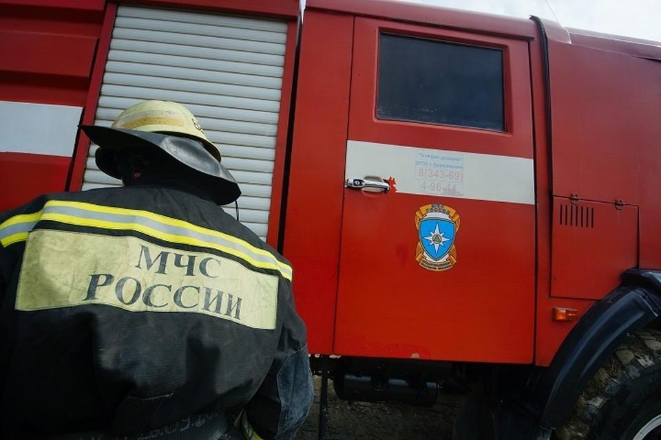Всего с начала года в регионе зафиксировано 615 лесных пожаров