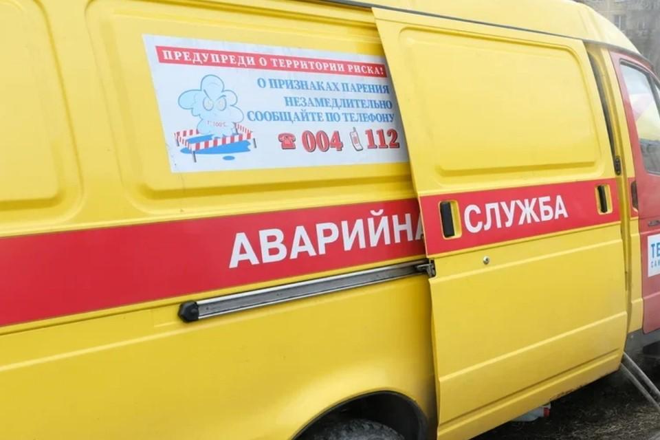 В Петербурге рухнул потолок на 5-м этаже дома на улице Достоевского.
