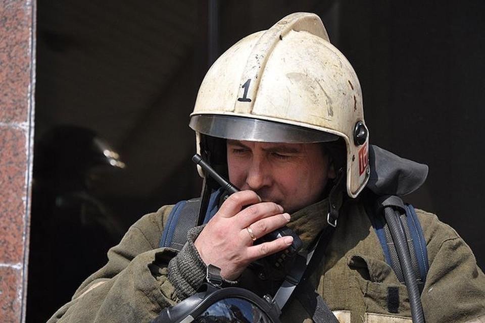 Пожарные сделали все возможное, чтобы спасти людей.