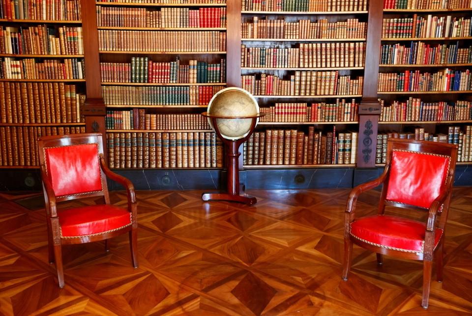 В вилле La Grange, являющейся частью женевской библиотеки, уже все готово к встрече Путина и Байдена