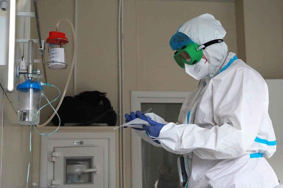 В больницах больше нет мест: ковидный госпиталь разворачивают в гостинице в Бурятии