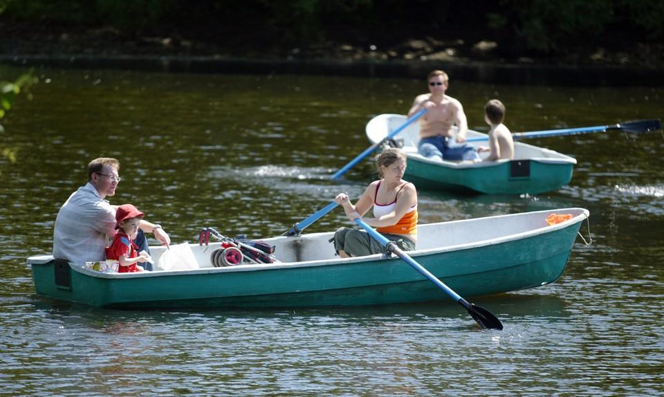 Частые и страшные трагедии на озерах подвигли спасателей усилить рейды.