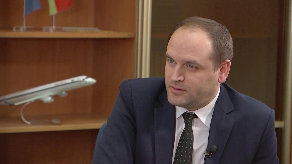 Минск опубликовал переговоры диспетчеров минского и вильнюсского аэропортов о самолете Ryanair. Фото: скриншот видео