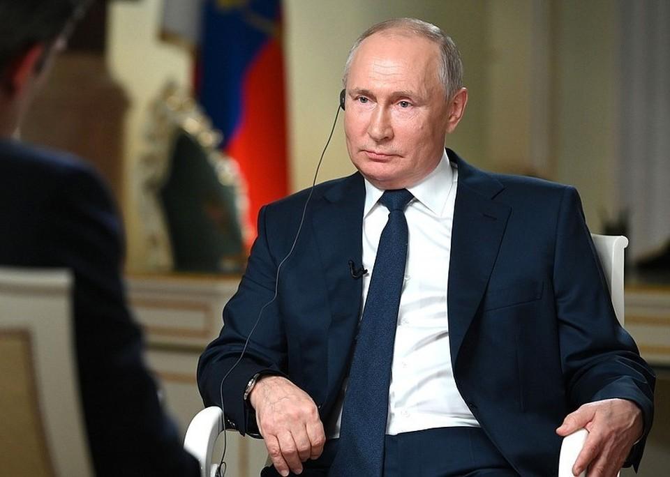 Путин не помнит разговора с Байденом про «душу». Фото: официальный сайт Кремля