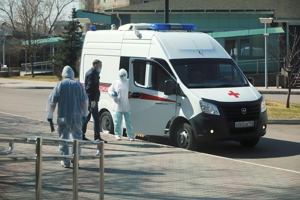 В Красноярском крае решили усилить контроль за соблюдением масочного режима