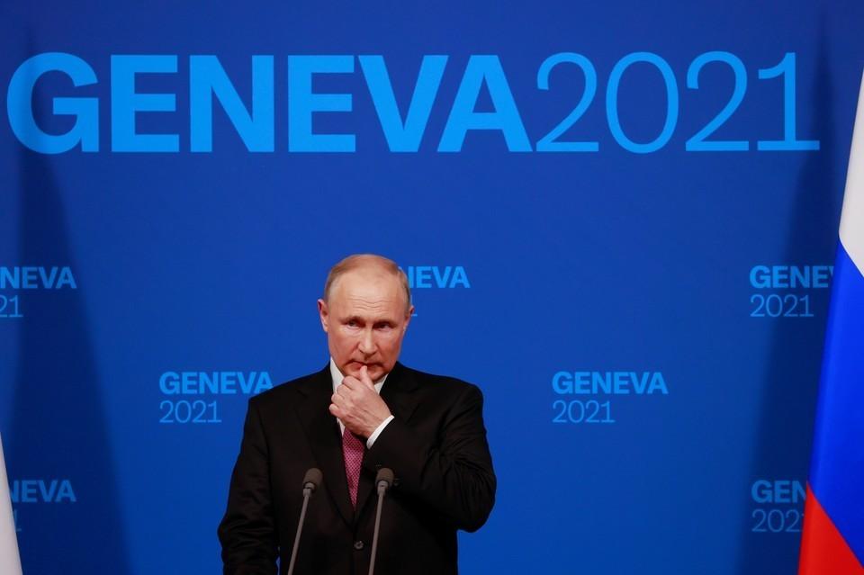 Путин: США много лет отказываются от предложений начать диалог о кибербезопасности