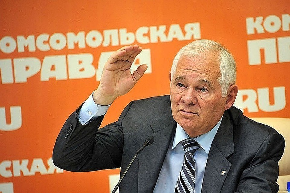 Президент Национальной медицинской палаты и НИИ неотложной детской хирургии и травматологии Леонид Рошаль