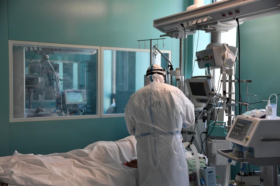 В Москве коечный фонд для пациентов с коронавирусом планируют нарастить до 24 тысяч