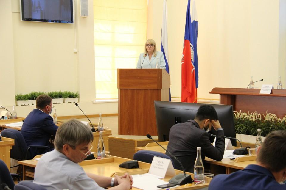 Параметры бюджета скорректировали депутаты городской Думы Ростова-на-Дону