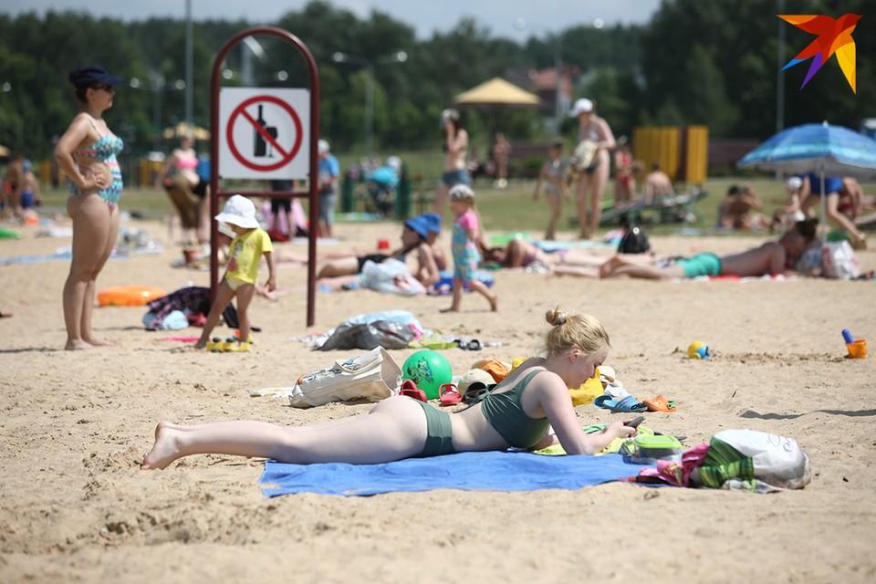 Все лето в Беларуси ожидается жаркая погода.