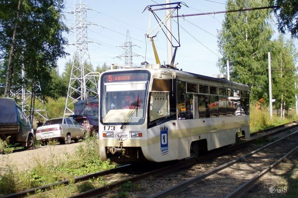 Трамвайный мост в Ярославле нуждается в срочном ремонте