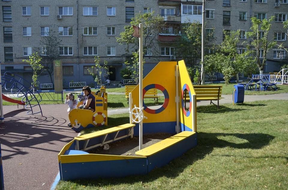 Без малого три десятка детских площадок администрация Советского округа Тулы должна будет привести в порядок
