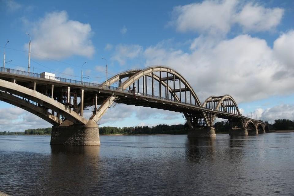 Ремонт моста через Волгу в Рыбинске начнется в 2022 году. ФОТО: администрация Рыбинска