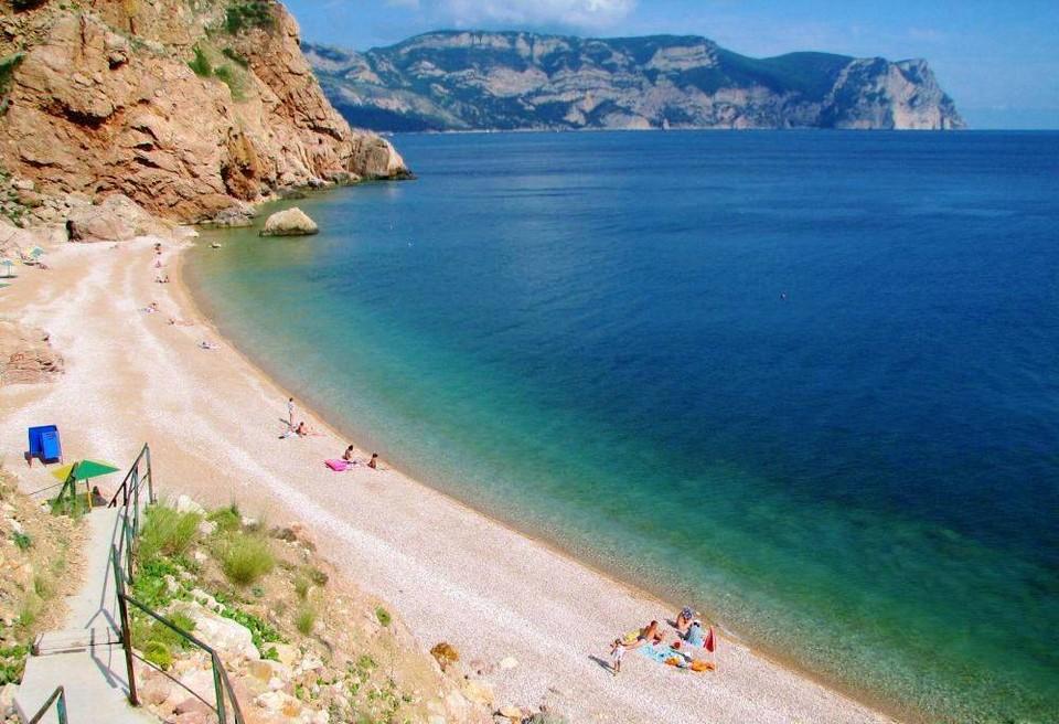 В регионе - десятки пляжей. Фото: архив «КП»-Севастополь»