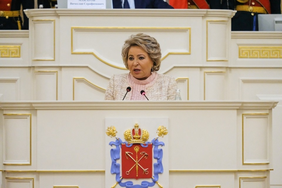 Валентина Матвиенко регулярно посещает Кисловодск