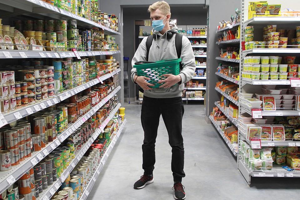 За год цены на продукты поднялись на 7,9%