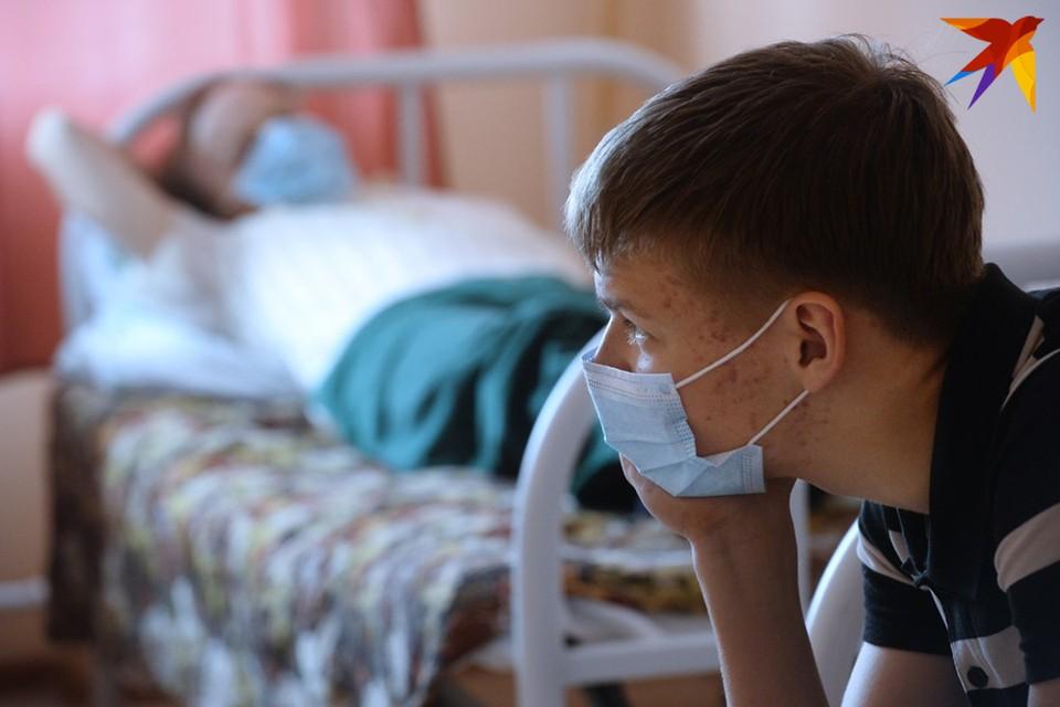 За сутки в республике выявили 1 тыс. 035 пациентов с COVID-19