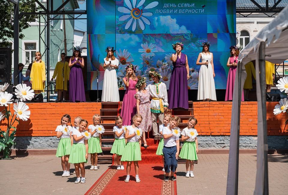 Торжественная церемония прошла в Вышнем Волочке