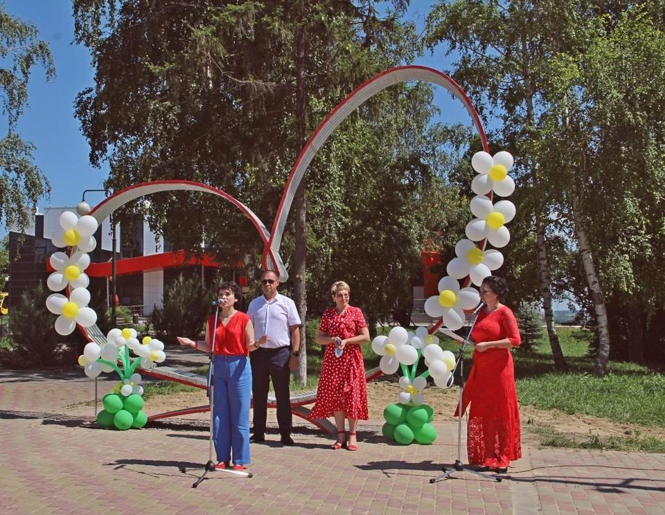 Восемь белгородских семей получили медали «За любовь и верность». Фото пресс-службы губернатора и правительства региона.