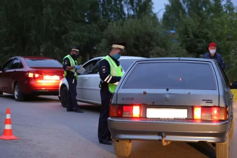 Особое внимание полицейские будут уделять пригородным дорогам и въездам-выездам из Кирова. Фото: vk.com/gibdd43