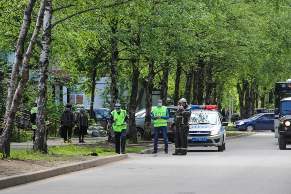 Мужчина угнал сначала велосипед, а потом иномарку, но был задержан полицейскими.
