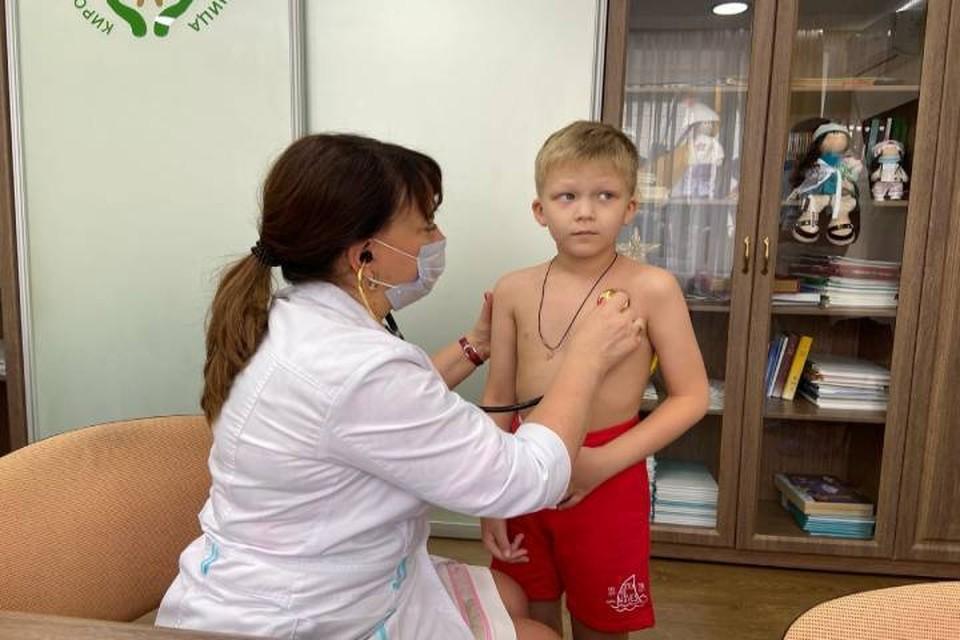 До полного выздоровления мальчика будут наблюдать невролог, кардиолог и педиатр. Фото: vk.com/medkirovru